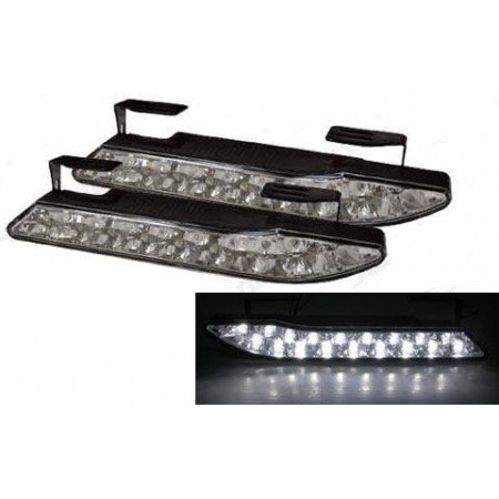 LED dienos žibintas Noxon 5