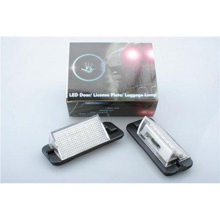 LED numerio apšvietimas BMW E36