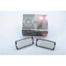 LED numerio apšvietimas  Audi