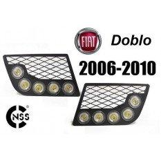 Dienos žibintai NSSC Fiat Doblo 06` - 10`