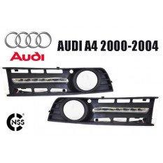 Dienos žibintai NSSC Audi A4 FL 00-04