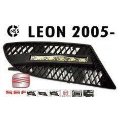 Dienos žibintai NSSC Seat Leon 2004-2009