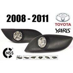 Dienos žibintai NSSC Toyota Yaris 08-11