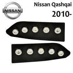 Dienos žibintai NSSC Nissan Qashqai 2010-....