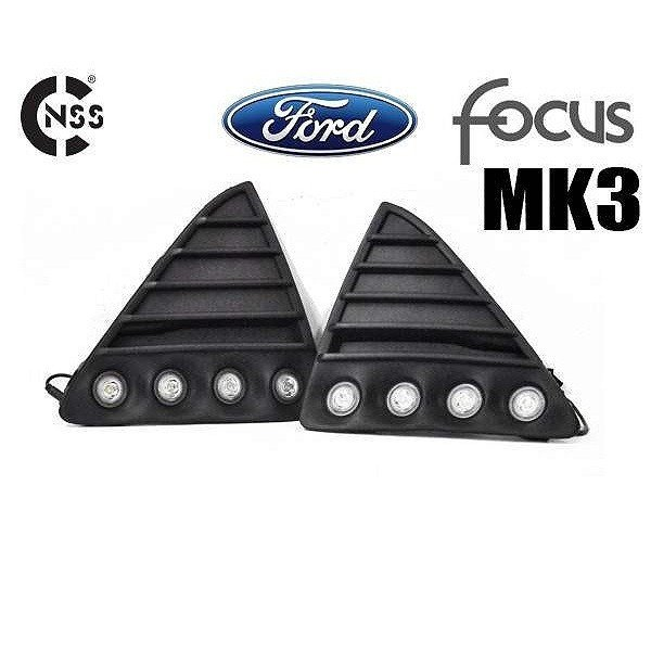 Dienos žibintai  NSSC Ford Focus MK3