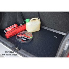 Bagažinės kilimėlis Mercedes ML- class W166 2011-19044