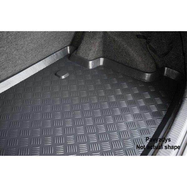 Bagažinės kilimėlis Opel Astra GTC 2011-23049