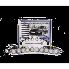 LED dienos šviesos žibintai NSSC 502 HP