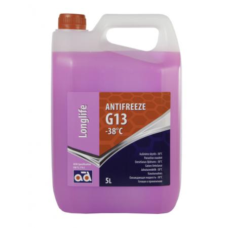 Aušinimo skystis Antifreeze AD -38°C G13 5L