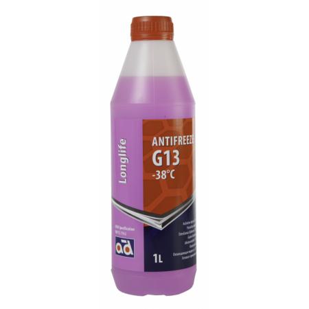 Aušinimo skystis Antifreeze AD -38°C G13 1L