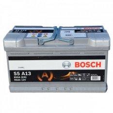 Akumuliatorius Bosch 95Ah 850A (S5A13) AGM