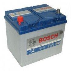Akumuliatorius Bosch 60Ah 540A (S4025) + -
