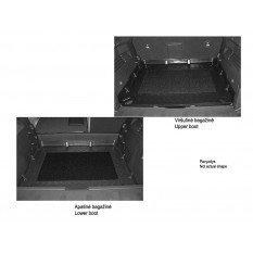 Bagažinės kilimėlis Suzuki Swift HB 2008-2010 (lower mat)- /29014