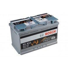 Akumuliatorius Bosch 80Ah 800A (S5A11) AGM