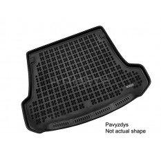 Guminis bagažinės kilimėlis Porsche CAYENNE Bose Sound-System 2010-... /233503