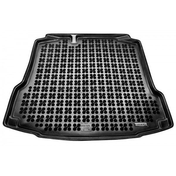 Guminis bagažinės kilimėlis Seat TOLEDO 2013-... /231520