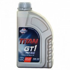 Fuchs 5W30 TITAN GT1 PRO GAS 1L