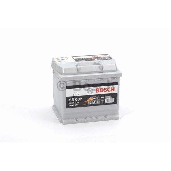 Akumuliatorius Bosch 54Ah 530A (S5002)