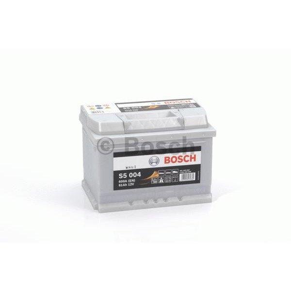 Akumuliatorius Bosch 61Ah 600A (S5004)