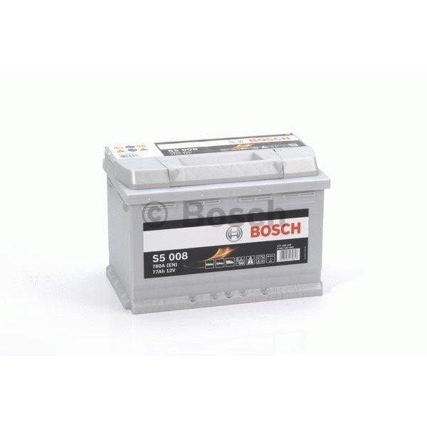 Akumuliatorius Bosch 77Ah 780A (S5008)