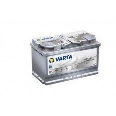 Akumuliatorius VARTA START STOP PLUS F21 (580901080) 80Ah AGM
