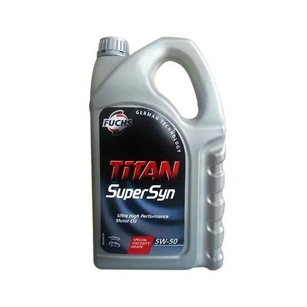 Fuchs 5W50 TITAN SUPERSYN 5L