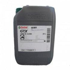 10W40 Castrol GTX  20L