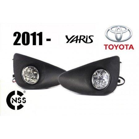Dienos žibintai NSSC Toyota Yaris 2011-...
