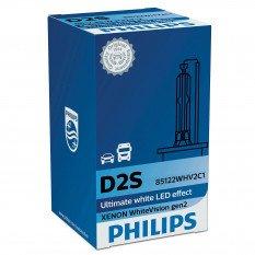 Lemputė PHILIPS D2S BlueVision Ultra (85122BVUC1)