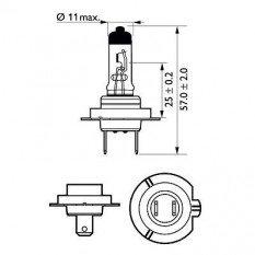 Lemputės H7 X-treme VISION +130%