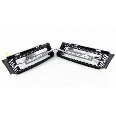 GRILL BMW E90 3 2004 - 2008 CHROME EPBM02