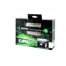 LED dienos žibintai Keetec DRL 10