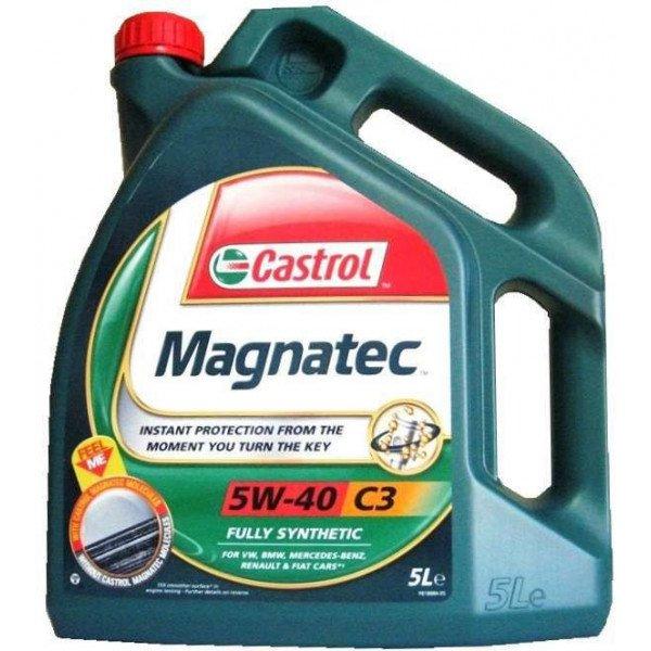 5W40 Magnatec  5L (C3)
