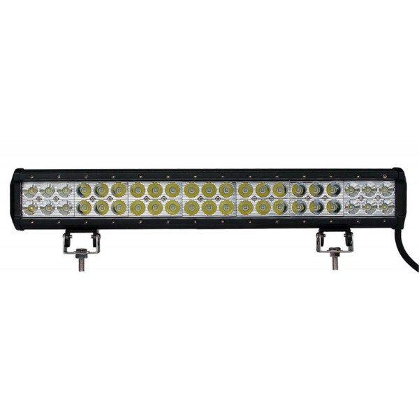 Žibintas LIGHT BAR - Double Row - Bottom Bracket, 126W