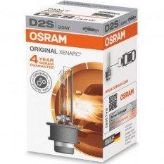 Ksenoninė lemputė Osram D2S | 4 metai garantija