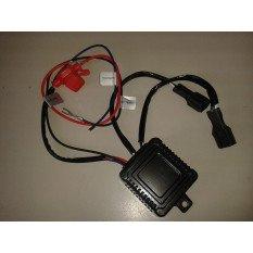 LED dienos žibintų perjungimo blokelis