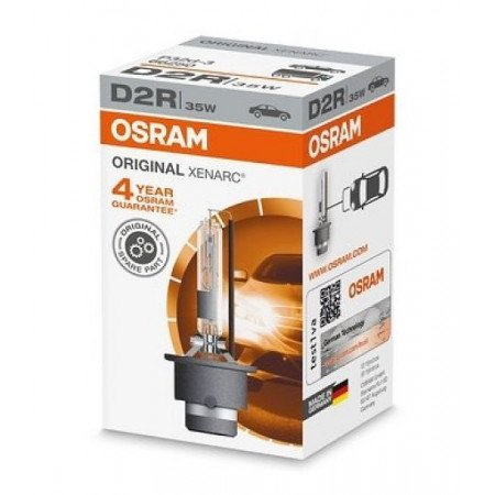 Ksenoninės lemputės Osram D2R