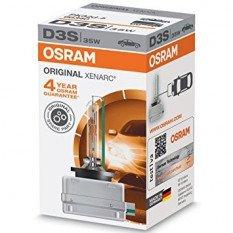 Ksenoninė lemputė Osram D3S I 4 metai garantija