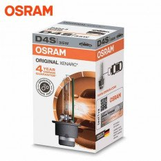 Ksenoninės lemputės Osram D4S