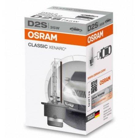 Ksenoninė lemputė Osram D2S Classic