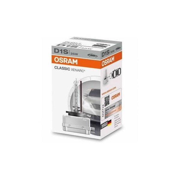 Ksenoninės lemputės Osram D1S XENARC CLASSIC