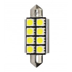 LED lemputės C5W   Canbus 41mm