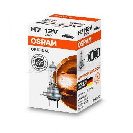 Osram lemputė Original H7 1vnt.