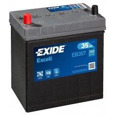 Akumuliatorius EXIDE 35 Ah 240 A EN 12V