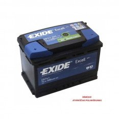 Akumuliatorius EXIDE 74 Ah 680 A EN 12V