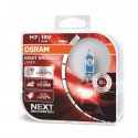 Osram lemputės Night Breaker LASER H7 +150% | NEXT