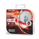 Osram lemputės Night Breaker LASER H8 +150%   NEXT