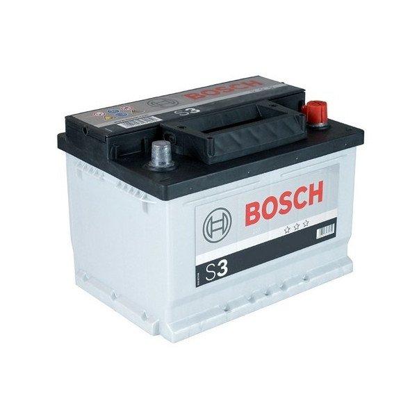 Akumuliatorius Bosch 53Ah 470A (S3004)