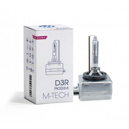 Ksenoninė lemputė BASIC D3R 6000K