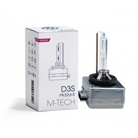 Ksenoninė lemputė BASIC D3S 6000K